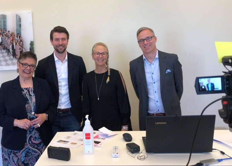 iTURN delar ut Take Away Inspirationskassar för ett gott ledarskap på distans tillsammans med Handelskammaren i Malmö